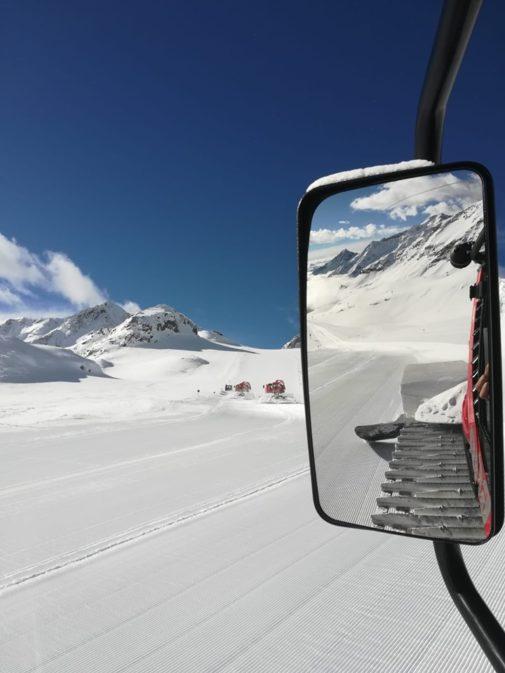 Condizioni neve spettacolari a Stubai