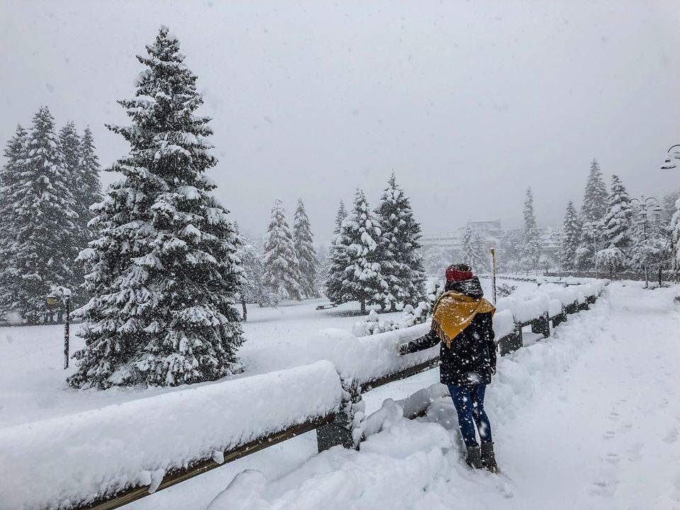 Bufera di Neve sulle Alpi, iniziano ad aprire gli impianti sciistici